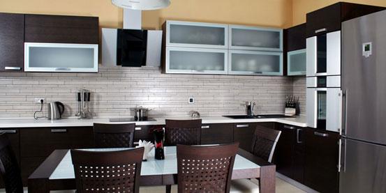 מקום לפינת אוכל במטבח