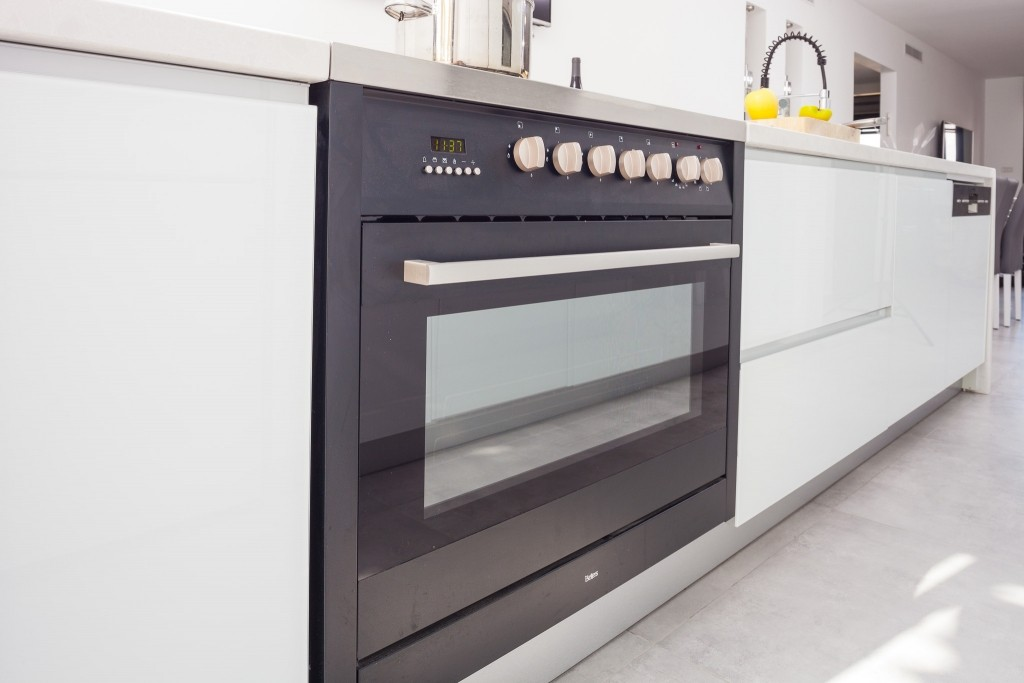 תנור ומדיח נגישים