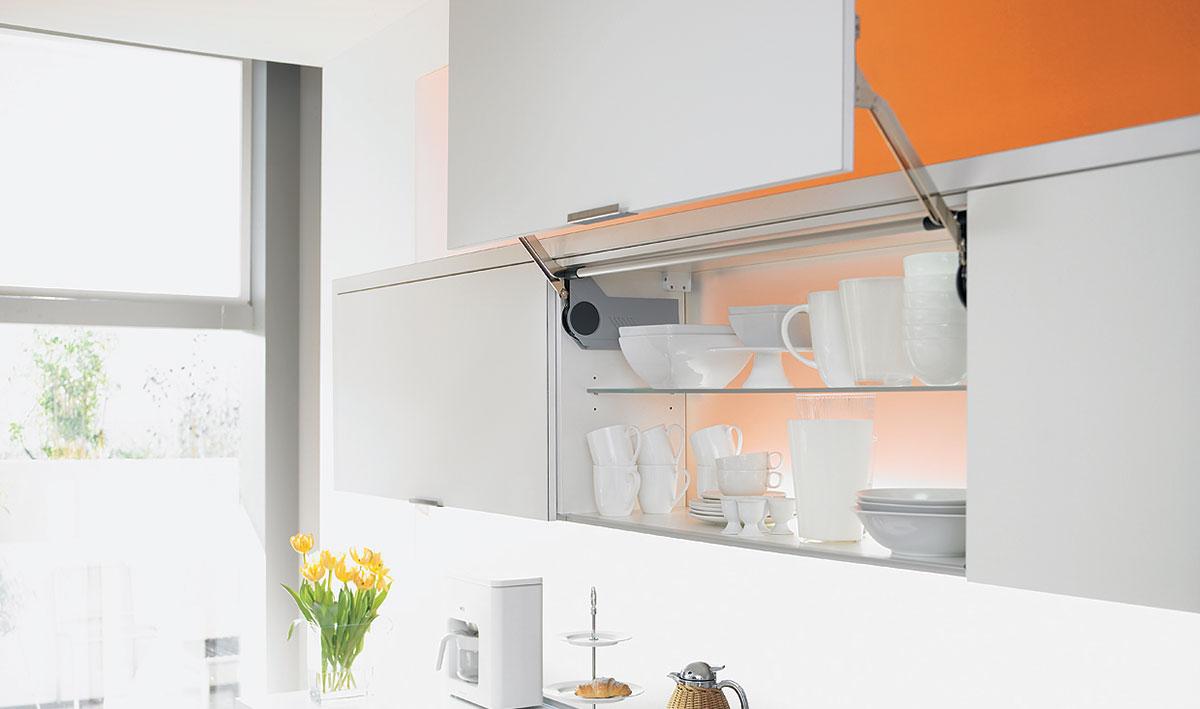 מיוחדים בואו נדבר על פרזול במטבח :: מגירות וקלפות | 79 SX-55