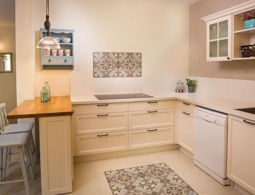 עיצוב מטבח ללא חלון, איך להתמודד עם זה?