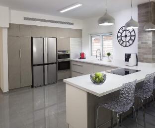 מטבח מודרני - שרית וקובי